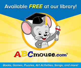 ABC Mouse at the Library